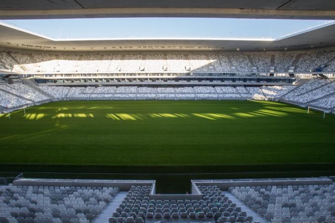 Le 23 mai prochain, Bordeaux recevra Montpellier dans son nouveau Stade !