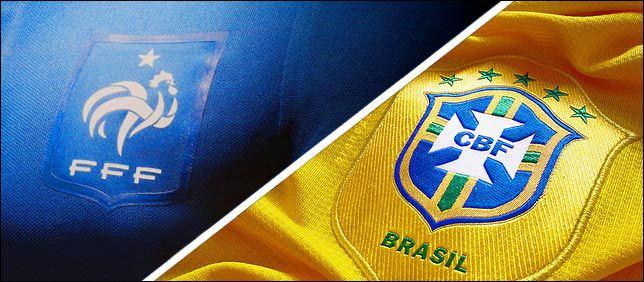 Les France – Brésil de légende