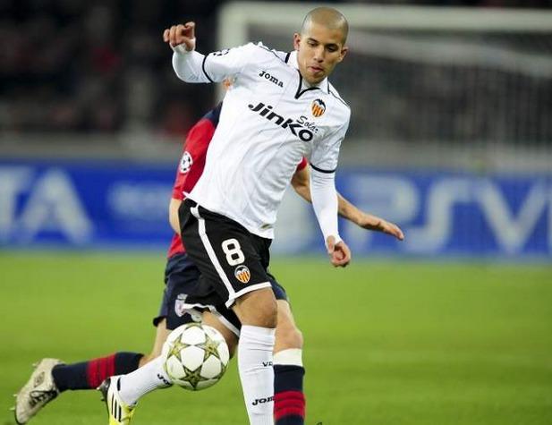 Valence : Un intérêt de Tottenham pour Sofiane Feghouli