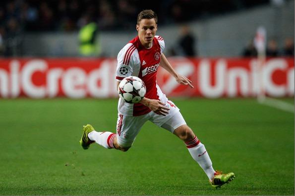 Ajax Amsterdam : Niklas Moisander à la Sampdoria de Gênes
