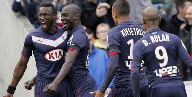 Bordeaux s'impose sur le fil contre Lens