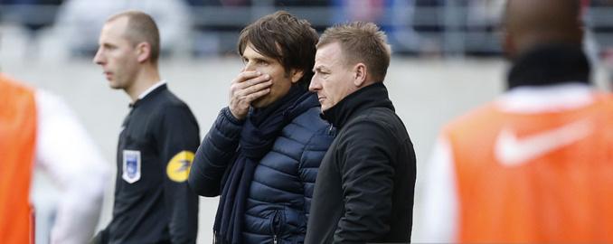 Olivier Guégan : « les joueurs ont le destin du club entre leurs pieds »
