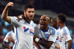 Ligue 1 - OM/PSG (2-3) : deux hommes dans le match : André Ayew et André-Pierre Gignac
