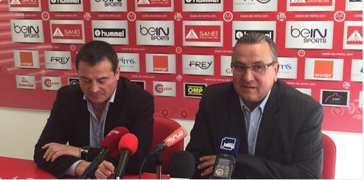 Jean-Pierre Caillot : « Olivier Guégan devient entraîneur, et Jérôme Monnier son adjoint  »