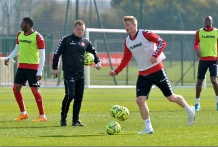 Reims : Début de l'opération du maintien en Ligue 1 pour Olivier Guégan