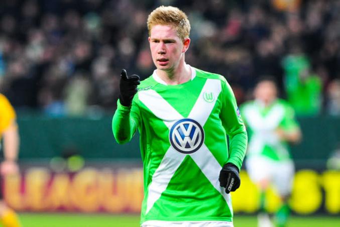 Légende : Avec Kevin De Bruyne, Wolfsburg tient un artificier de tout premier plan. Les Loups volent vers la Ligue des Champions.