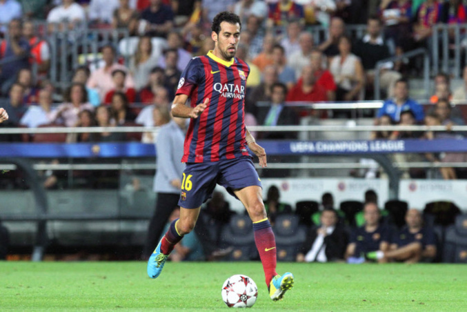 Pas question de perdre le rythme pour Sergio Busquets et le FC Barcelone. Almeria devrait s'en rendre compte.