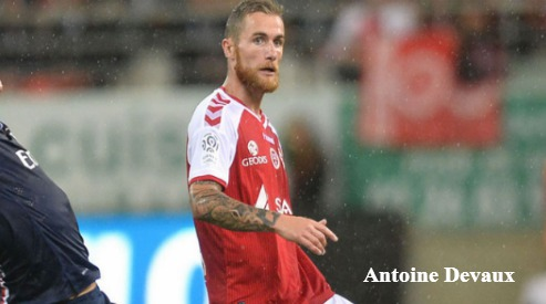 Reims : Antoine Devaux apte, Franck Signorino forfait contre Nice
