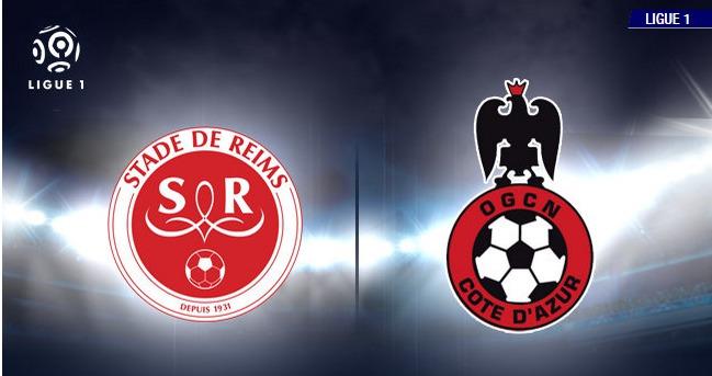 Reims-Nice : Le groupe rémois