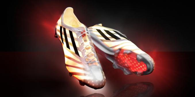 Adidas lance la chaussure de football la plus légère jamais conçue