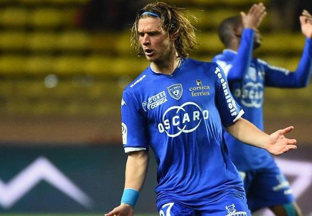 Bastia :  Guillaume Gillet intéresse des clubs de Ligue 1 !