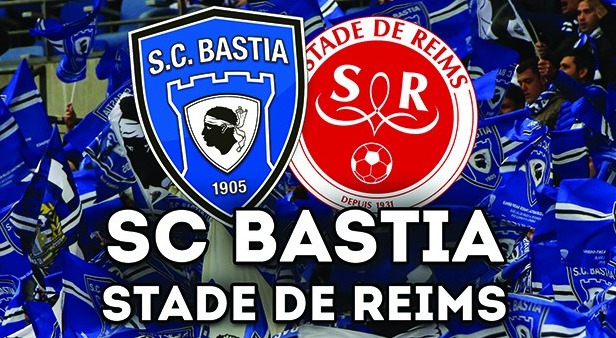 Bastia-Reims : Les groupes