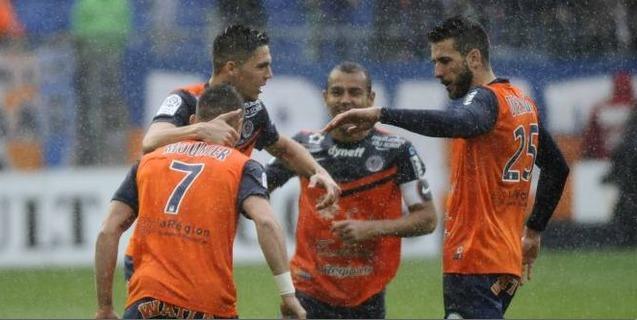 Montpellier en s'imposant contre Caen peut viser l'Europe