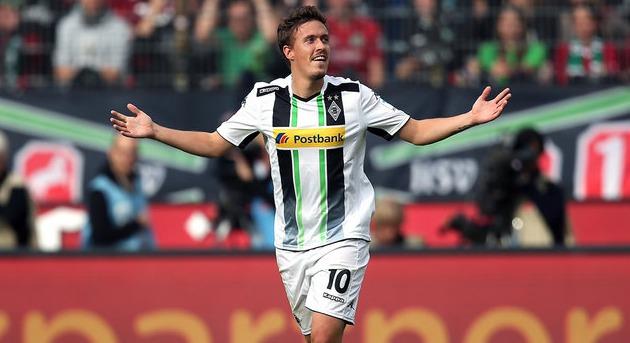 Max Kruse l'attaquant du Borussia Mönchengladbach