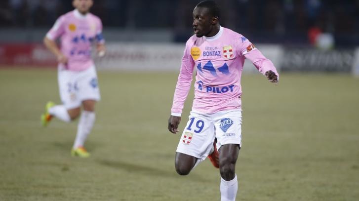 Le défenseur d'Évian Youssouf Sabaly