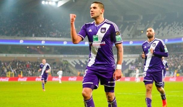 Aleksandar Mitrović (Anderlecht)