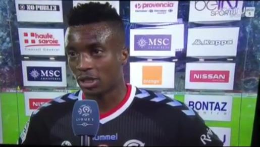 Benjamin Moukandjo (Stade de Reims)