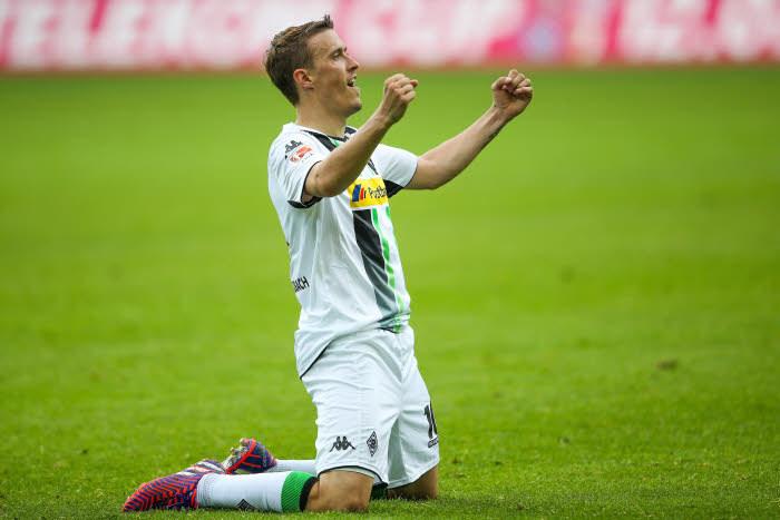 Buteurs, Max Kruse a participé au torpillage de Leverkusen. M'Gladbach devrait terminer sur le podium.
