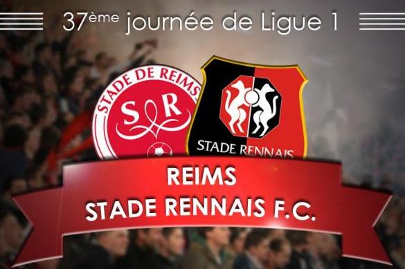 Reims-Rennes : Le groupe rennais