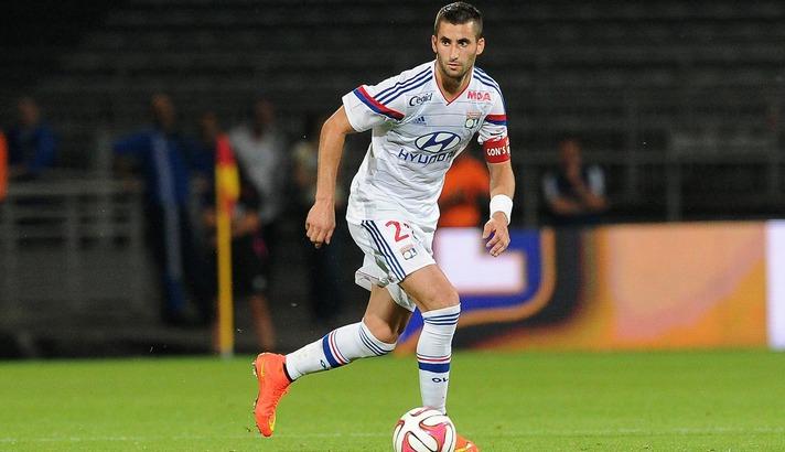 Le capitaine de Lyon  Maxime Gonalons