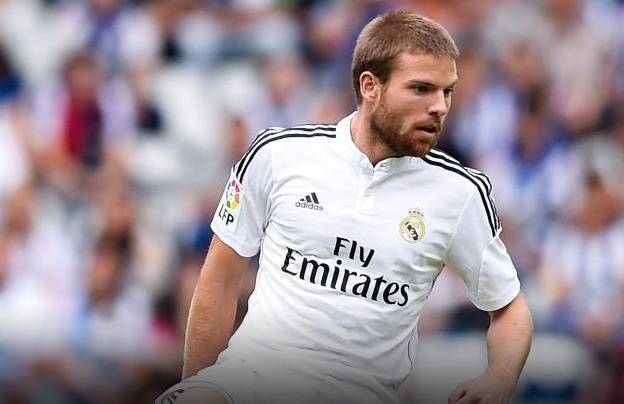 Asier Illarramendi, le milieu de terrain du Real Madrid