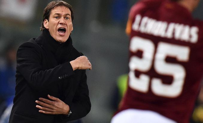 Rudi Garcia (AS Rome)