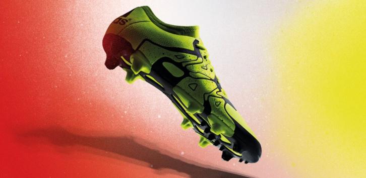 Adidas présente les nouvelles chaussures de football Ace et X