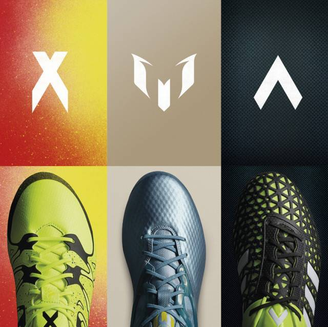 Show shoes : Ace - X - Messi 15