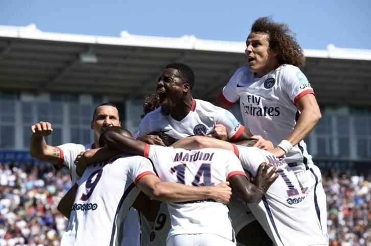 Trophée des champions: Paris l'emporte sans forcer contre Lyon