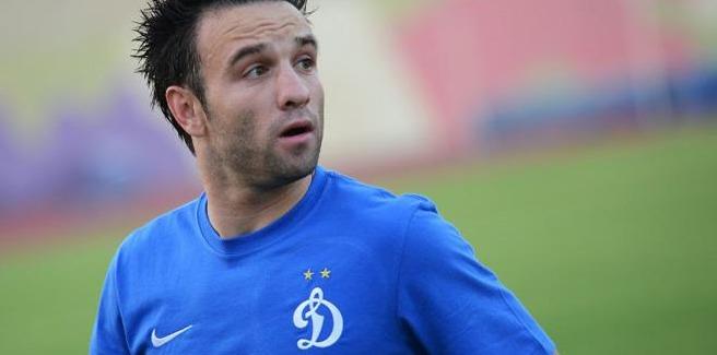 Mathieu Valbuena arrive à Lyon