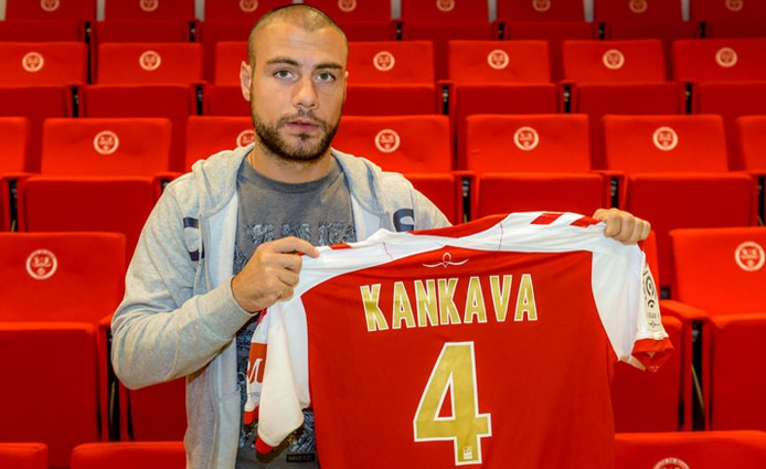 Officiel : Jaba Kankava a signé son contrat avec le Stade de Reims
