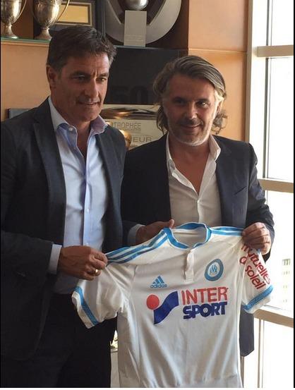 Michel, nouvel entraîneur de Marseille