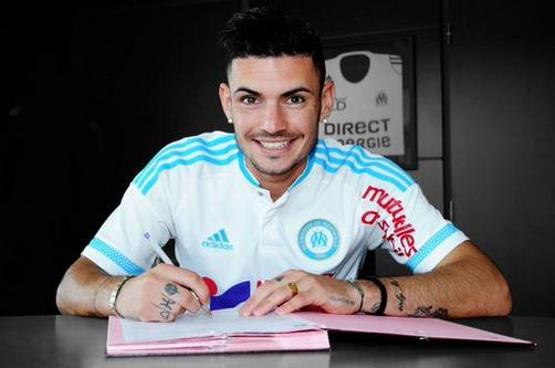 Rémy Cabella prêté à Marseille