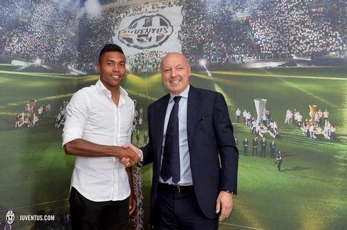 Officiel : Alex Sandro à la Juventus de Turin