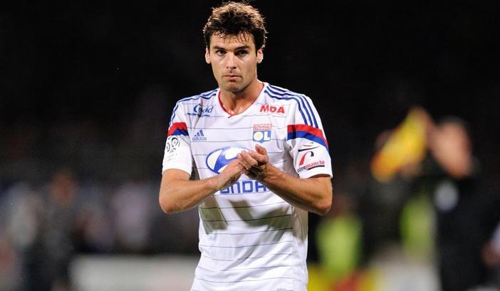 L'ancien milieu offensif de Lyon, Yoann Gourcuff
