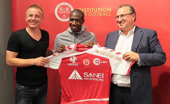 Officiel : Hassane Kamara a signé à Reims et pourrait être prêté à l'étranger