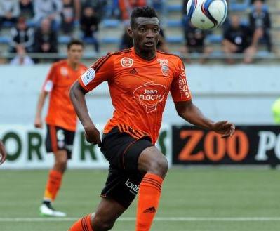 Benjamin Moukandjo (FC Lorient)