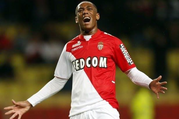 Anthony Martial en route pour Manchester United !