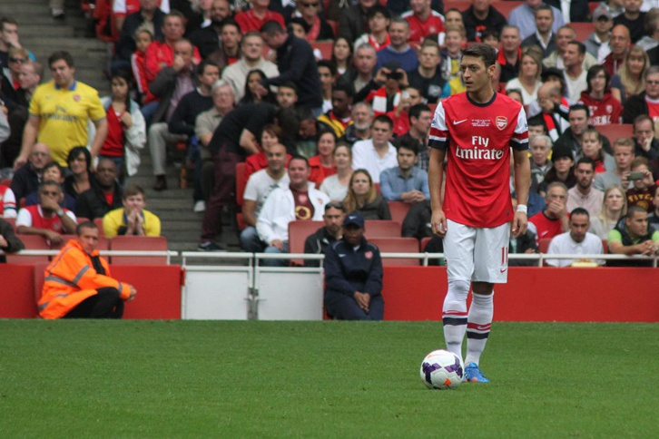 Arsenal : Mesut Özil pourrait envisager un départ vers la Turquie
