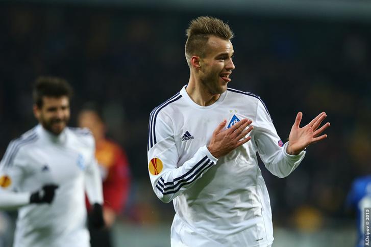 Andriy Yarmolenko vers Arsenal ?