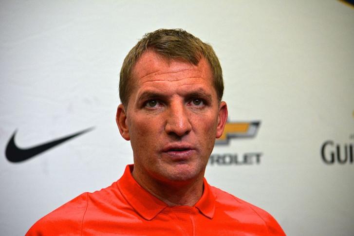 Liverpool : la lettre de départ de Brendan Rodgers