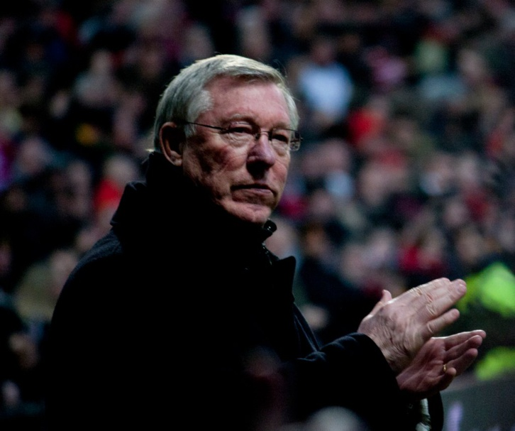 """Sir Alex Ferguson """"J'ai refusé deux fois la sélection anglaise """""""
