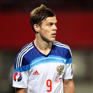 Un attaquant Russe dans le viseur d'Arsenal
