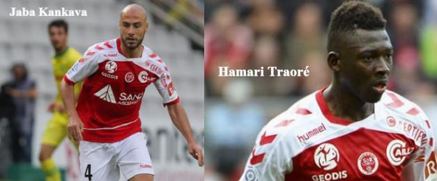 Kankava suspendu contre Bastia et Traoré contre le Paris SG