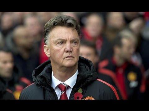 José Mourinho nouveau coach de Manchester United ? Louis van Gaal n'y croit pas !