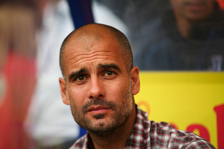 Pep Guardiola ( crédit photo PROThomas Rodenbücher)