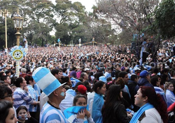 LE FOOTBALL EN ARGENTINE