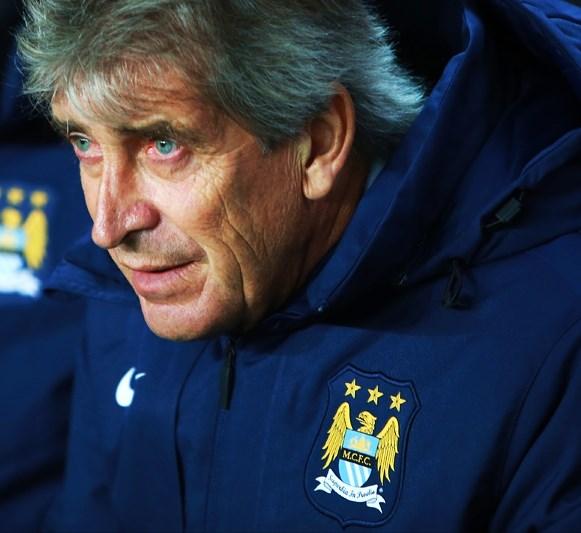 Manuel Pellegrini à Manchester City ( crédit photo soccer.ru)