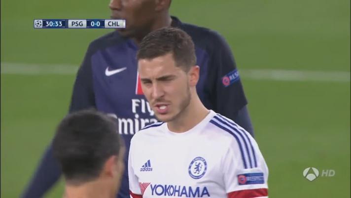 Pour le père d'Eden Hazard, le staff de Chelsea est responsable de la méforme de son fils !