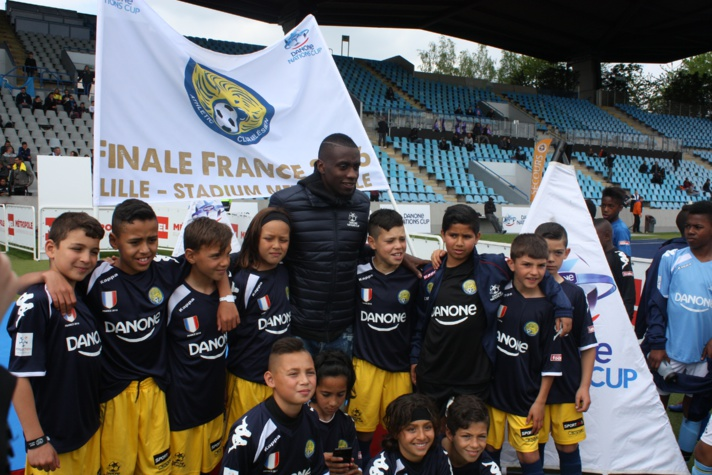 Danone Nations Cup 2016 : Direction le Stade de France pour le Centre de Formation de Football de Paris (CFFP)